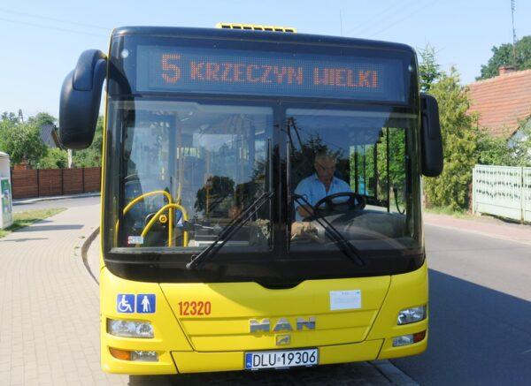 Konsultacje w sprawie zmiany rozkładu jazdy autobusów