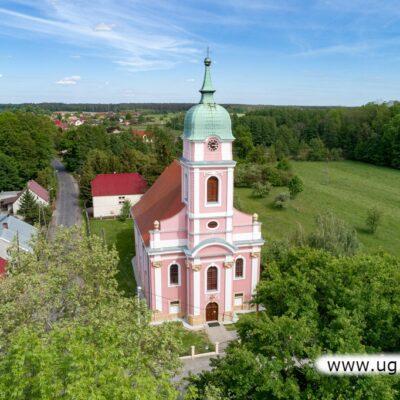 Kościół pw. Trójcy Świętej w Zimnej Wodzie