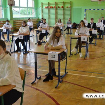 To pierwszy ważny egzamin w życiu ósmoklasistów
