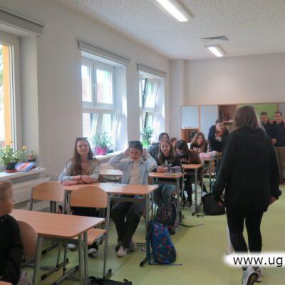 Kasa VI Szkoły Podstawowej w Szklarach Górnych