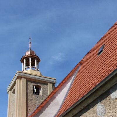 Kościół w Gogołowicach.