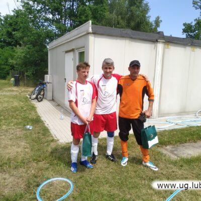 Adam Krukowski, Marcin Nyklewicz, Janusz Paszkowski