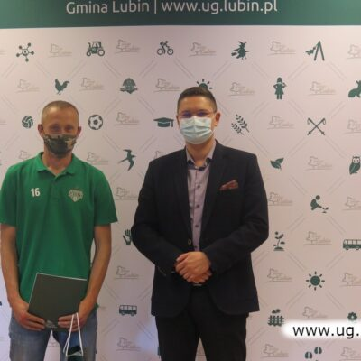 Rafał Lesicki i Bartosz Chojnacki