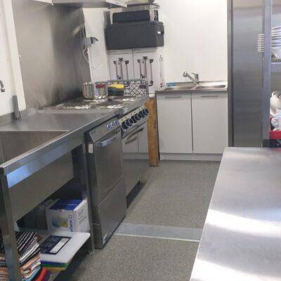 Wyposażenie kuchni w Buczynce