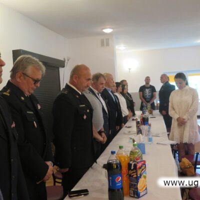 Zebranie sprawozdawczo-wyborcze OSP Niemstów