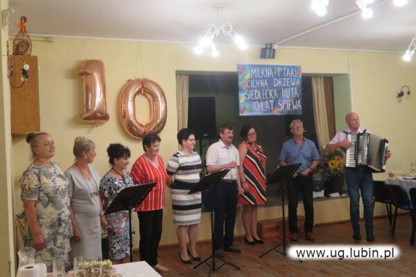 Jubileusz zespołu wokalnego Siedlecka Nuta