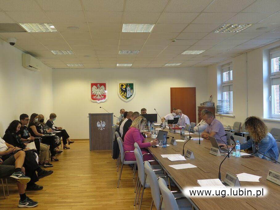 31. sesja rady Gminy Lubinn