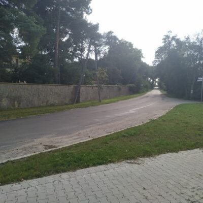 Droga Raszówce
