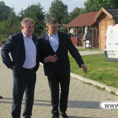 Grzybobranie 2021 w Buczynce